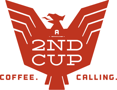 A 2nd Cup Red Logo